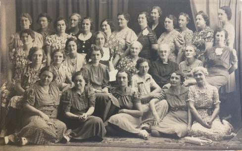 Read more about The Women of the Bear Creek, Missouri Chapter
